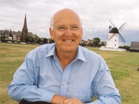 Alan Ashton died in 2019, aged 91