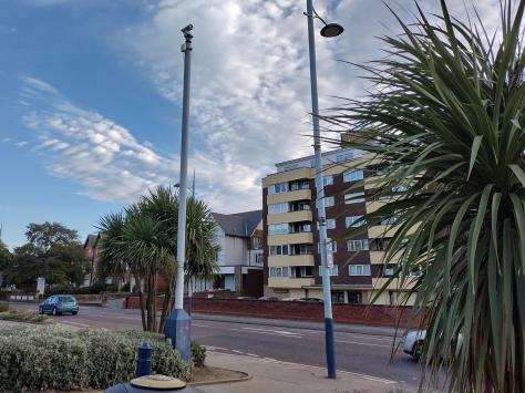CCTV coverage at St Annes' main town centre junction