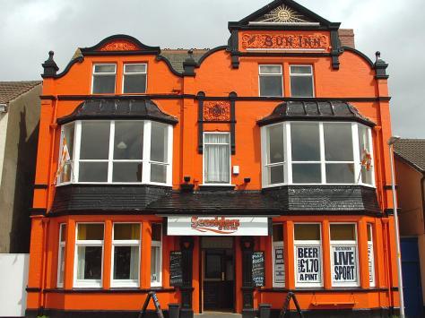 The Sun Inn in South Shore, Blackpool