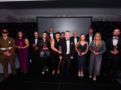 All the winners at the Best of Lancashire awards