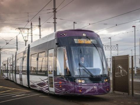 Blackpool Tramway has won a top award