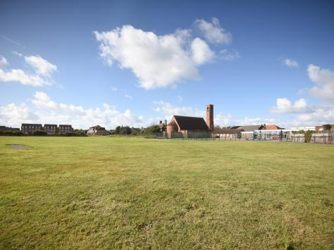 Plans for new houses on this site in Fleetwood have been refused by Wyre planners