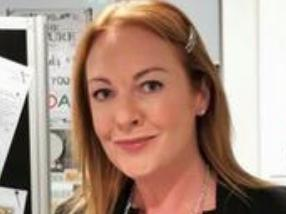 Rebecca Warhurst, the new headteacher at South Shore Academy as of Monday, October 11, 2021