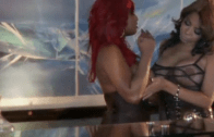 HAVANA GINGER vs JADA FIRE