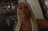 FUCKS WITH THE BLONDE MADISON IVY