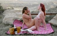 RILEY REID KARLIE MONTANA SARA LUVV GIRLS DO PORN