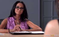 AVA ADDAMS – BIG TITS AT SCHOOL
