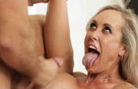 BRANDI LOVE AND MICK BLUE – WHITE PARTY