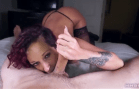 JADA STEVENS AMAZING BLOWJOB SCENE