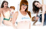 GIRLSWAY – PENNY PAX, CHANEL PRESTON, ADRIA RAE – SURVIVING THE ALTERS