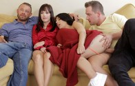 Step Siblings Caught – Gina Valentina – Family Flicks