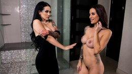 Hot and Mean – She's Not What She Seems: Part 1 – Gia Dimarco & Katrina Jade