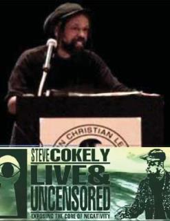 Steve Cokely Cointel Pro NowBoule 1997 Black Power