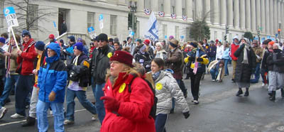 RNS ABORTION MARCH
