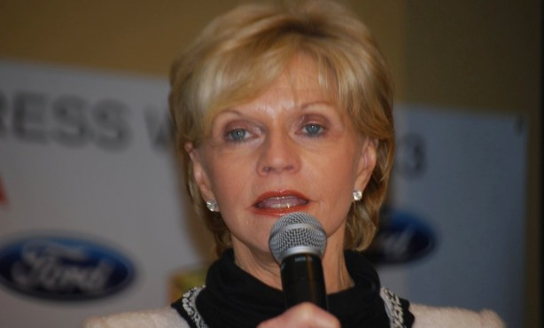 Former North Carolina Gov. Beverly Perdue (Photo by Ann Ragland/NNPA)