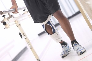 Research shows that physical therapy can show the same benefits as knee surgery for some common injuries.