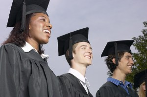 Colleges may begin to use new technology to help grads land jobs.