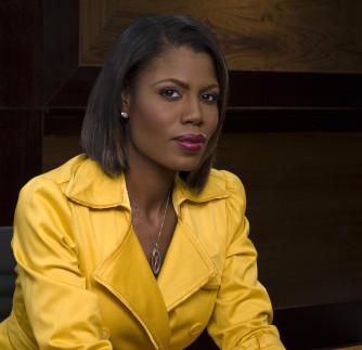 THE APPRENTICE — Pictured: Omarosa — NBC Photo: Justin Stephens