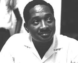Former Guyanese President Forbes Burnham