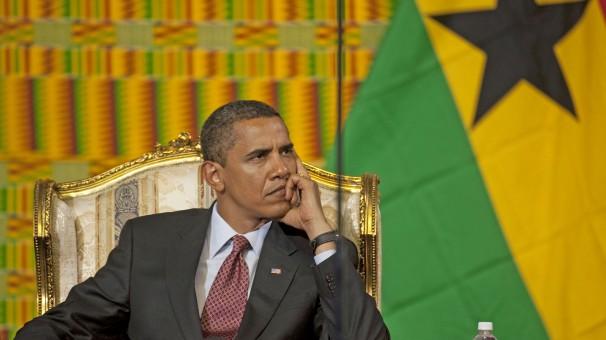 President Obama in Africa