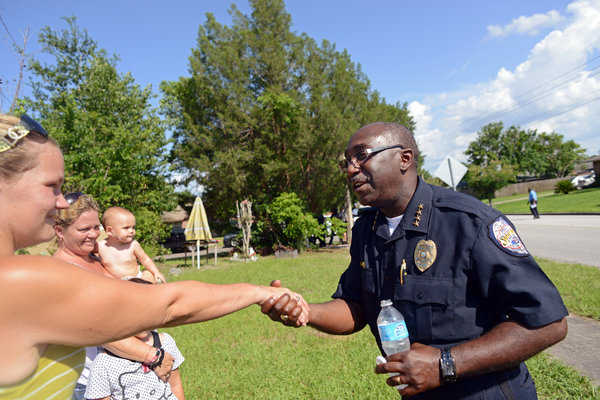 Sanford Police Chief