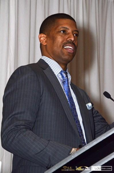 NCBM President Kevin Johnson (Photo courtesy of Passkey Choice Entertainment & Digital Media)