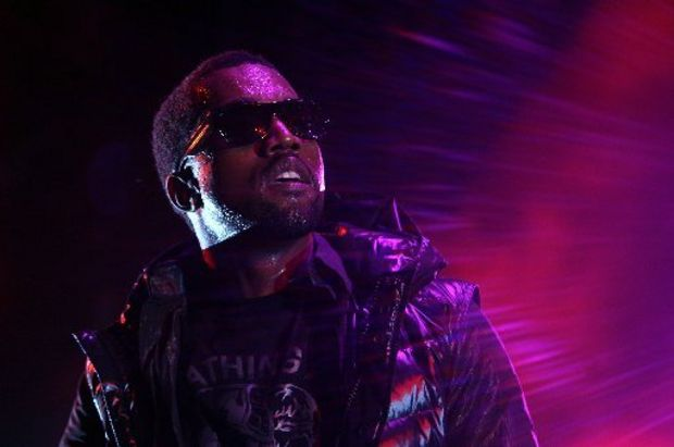 """Kanye West gives a rare interview to the New York Times about his upcoming album, """"Yeezus,"""" and his unpredictable public persona. (Bryan Bedder/Getty Images)"""