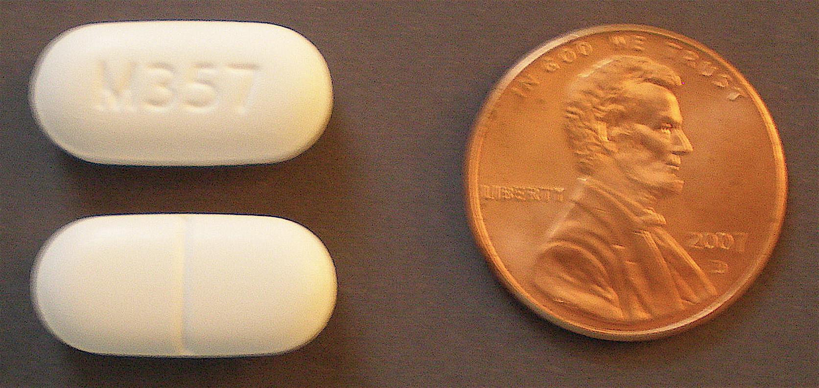 Hydrocodone-paracetamol-5-500