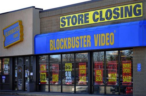 Dish Blockbuster Store Closings