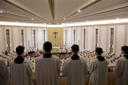 Italy Vatican Legion of Christ