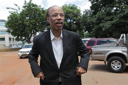 Zimbabwe US Congresman
