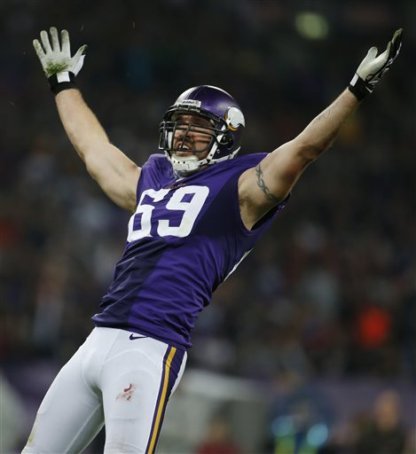 Bears Jared Allen Football
