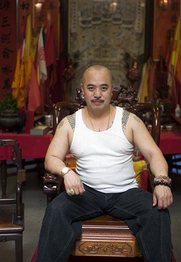 San Francisco-Chinatown Crime