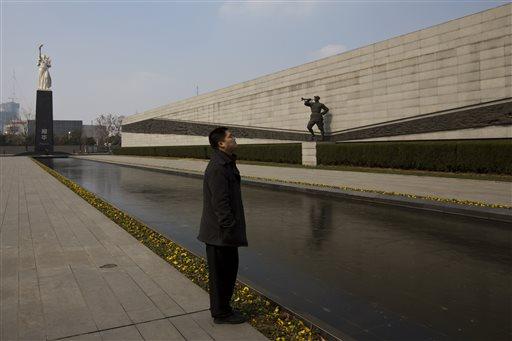 China Japan Troubled History