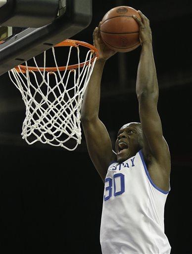 Kentucky Randle Basketball