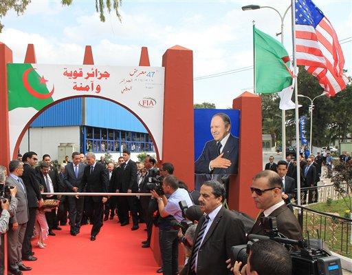 Algeria Closed For Business
