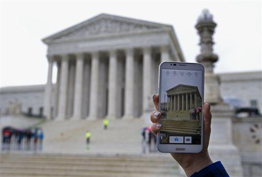 Supreme Court Cellphone Searches
