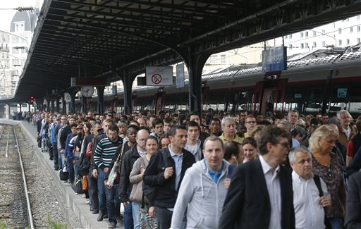 France Transport Strike