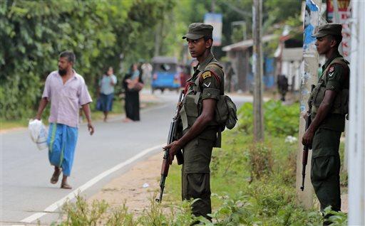 Sri Lanka Religious Attacks