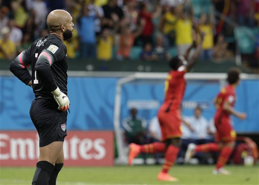 Brazil Soccer WCup Belgium US