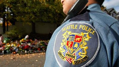 Seattle Police Department (AP Photo)