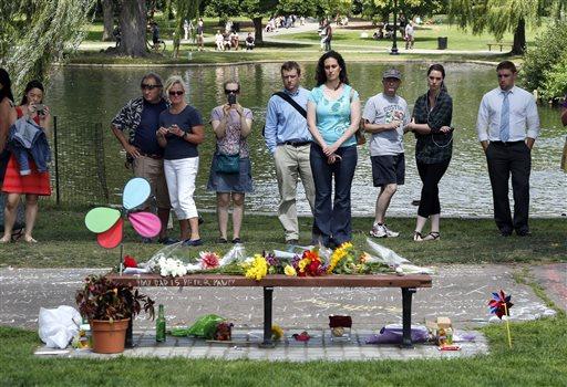 Robin Williams Boston Memorial
