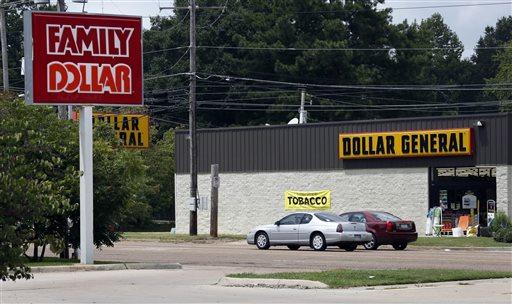 Family Dollar Dollar General