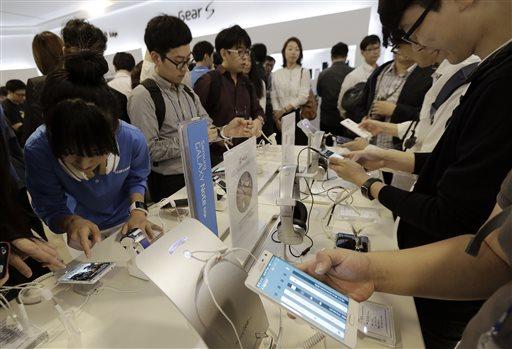 CORRECTION South Korea Samsung Galaxy Note