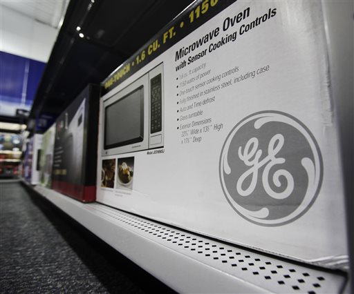 General Electric Leaving Home