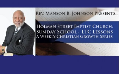 Rev. Manson B. Johnson