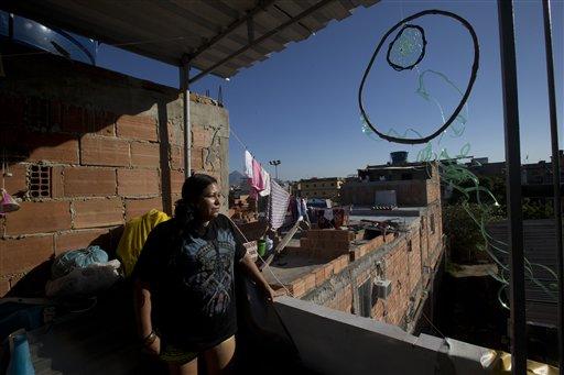 Brazil Indians in Favelas