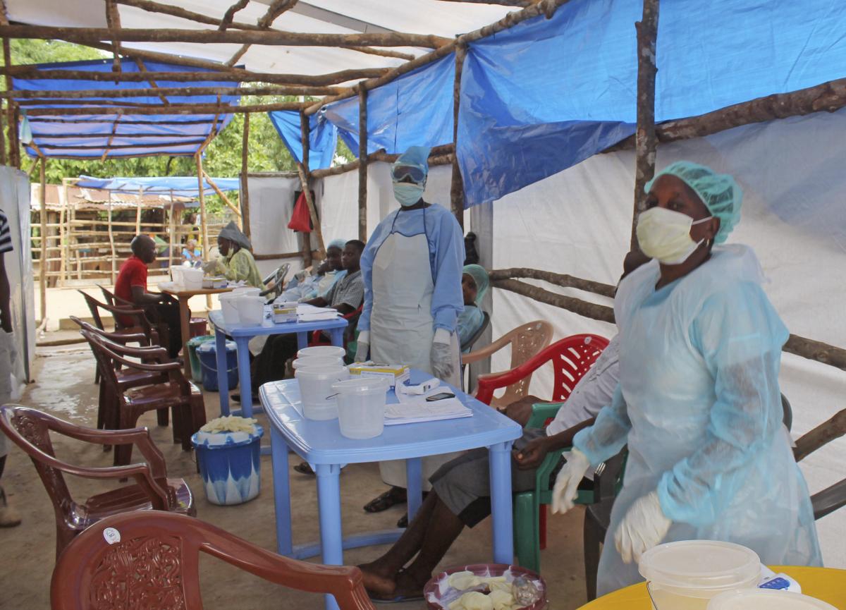 Ebola Timeline Of A Crisis