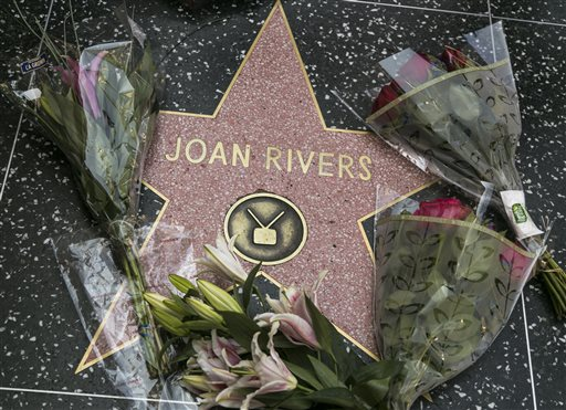 Joan Rivers star Hollywood