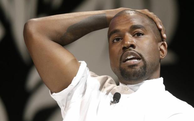 Kanye West (Lionel Cironneau/AP)